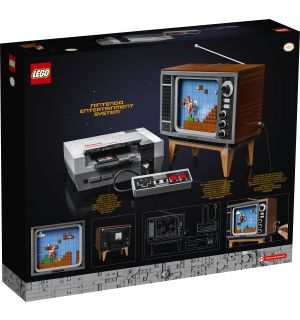 Lego Super Mario - Nintendo Entertainment System