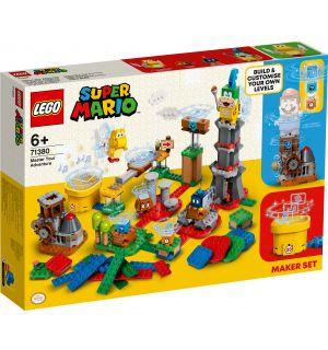Lego Super Mario - Costruisci La Tua Avventura (Maker Pack)