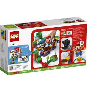 Lego Super Mario - Incontro Nella Giungla Di Categnaccio (Es