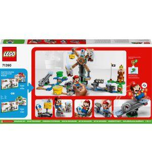 Lego Super Mario - L' Abbattimento Dei Reznor