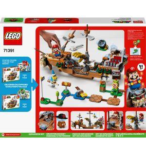 Lego Super Mario - Il Veliero Volante Di Bowser