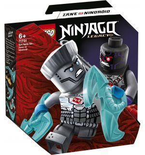Lego Ninjago - Battaglia Epica Zane Vs Nindroid