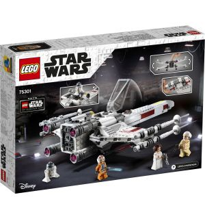 Lego Star Wars - X-Wing Fighter Di Luke Skywalker