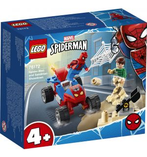 Lego Super Heroes - La Resa Dei Conti Spiderman Vs. Sandman