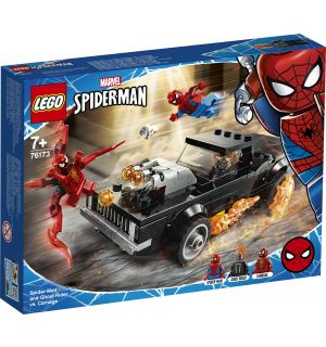 Lego Super Heroes - Spider-Man E Ghost Rider Vs. Carnage