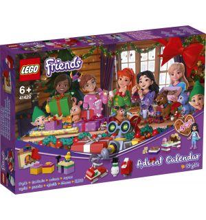 Lego Friends - Calendario Dell'Avvento