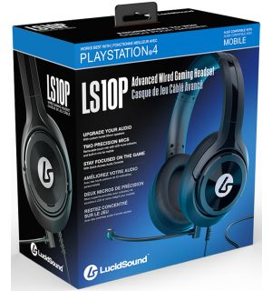 CUFFIE GAMING STEREO LS10P