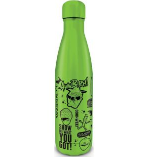Rick And Morty (Metallo, 540 ml)