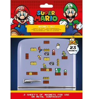 Super Mario - Calamite (Set, 23 pz)