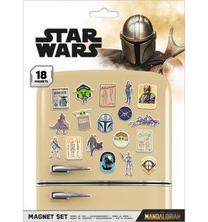 Star Wars The Mandalorian - Calamite (Set, 18 pz)