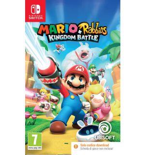 Mario + Rabbids Kingdom Battle (Codice Di Attivazione)