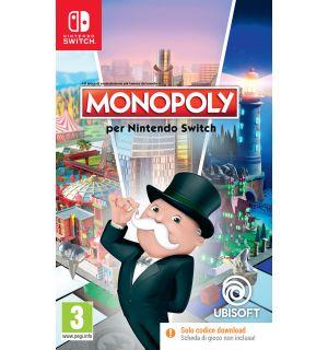 Monopoly Per Nintendo Switch (Codice di Attivazione)