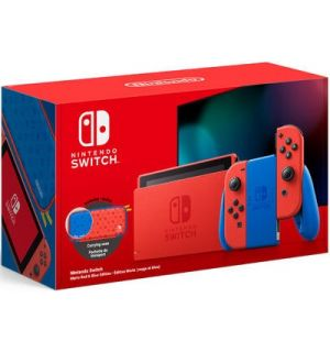 Nintendo Switch (Mario Limited Edition)