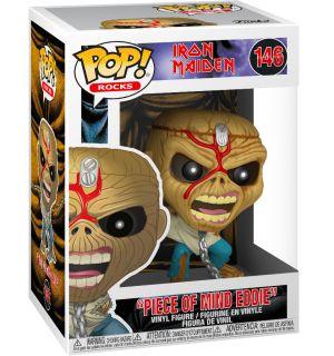 Funko Pop! Iron Maiden - Piece Of Mind Skeleton Eddie (9 cm)