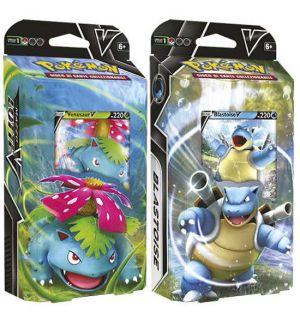 Pokemon - Lotta V Venusaur V E Lotta V Blastoise V (Mazzo)