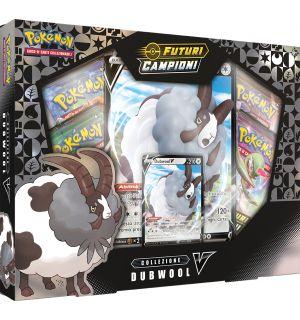 Pokemon - Futuri Campioni Collezione Dubwool V (Set)