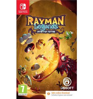 Rayman Legends (Definitive Edition, Codice Di Attivazione)