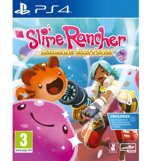 Slime Rancher (Deluxe Edition)