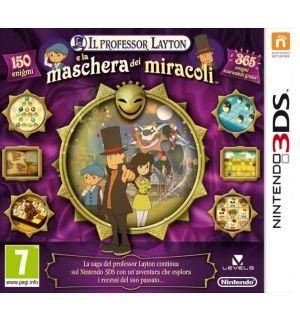 Il Professor Layton E La Maschera Dei Miracoli