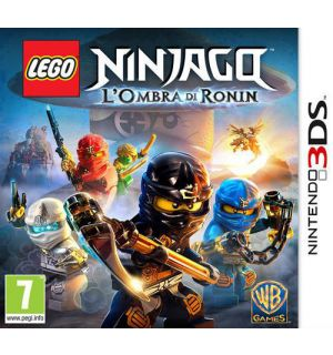 Lego Ninhago L'Ombra Di Ronin