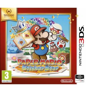 PAPER MARIO STICKER STAR (SELECTS)