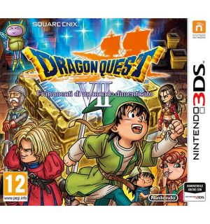 Dragon Quest 7 Frammenti Di Un Mondo Dimenticato
