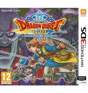 Dragon Quest 8 L'Odissea Del Re Maledetto