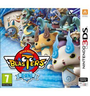 Yo-Kai Watch Blasters Banda Dei Cani Pallidi