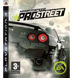 NEED FOR SPEED PRO STREET (SPECIAL PRICE)