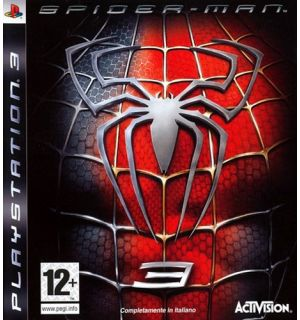 SPIDERMAN 3 THE MOVIE
