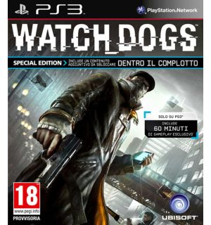 Watch Dogs Special Edition