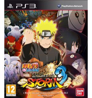 Naruto Shippuden Ultimate Ninja Storm 3 (Day 1 Edition)