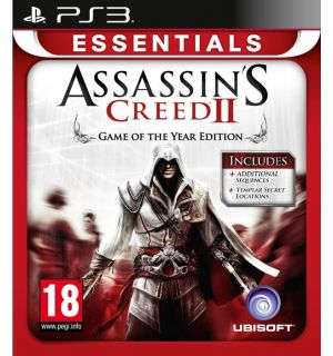 ASSASSIN'S CREED 2 GOTY (ESSENTIALS)