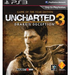 Uncharted 3 Drake's Deception Game Of The Year Edition