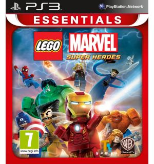 Lego Marvel Superheroes (Essentials)
