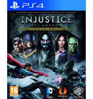 Injustice Gods Among Us (Ultimate Edition)