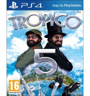TROPICO 5 DAYONE EDITION