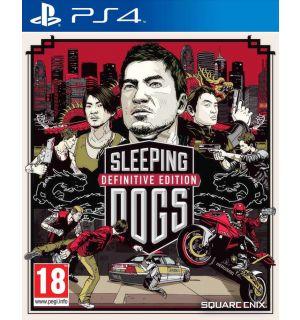 SLEEPING DOGS DEFINITIVE EDITION DAYONE EDITION