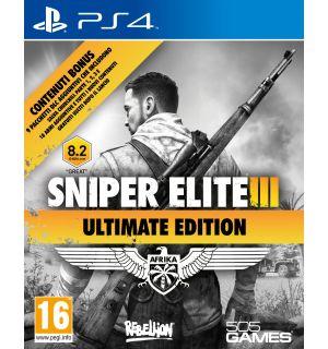 Sniper Elite 3 Africa Ultimate Edition