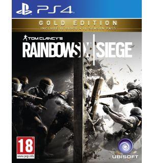 Tom Clancy's Rainbow Six Siege (Gold Edition)
