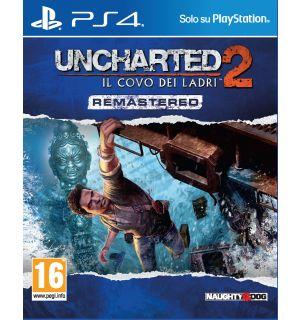 Uncharted 2 Il Covo Dei Ladri (Remastered)