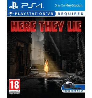 Here They Lie (Vr Richiesto)