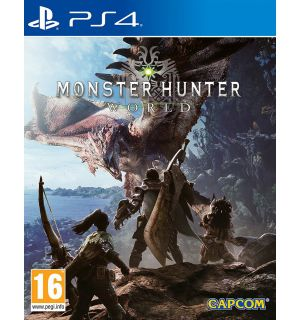 Monster Hunter World (EU)