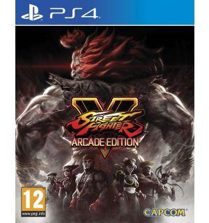 Street Fighter 5 (Arcade Edition, EU)