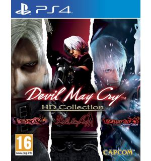 DEVIL MAY CRY (HD COLLECTION,EU)