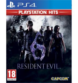 Resident Evil 6 (Playstation Hits, EU)