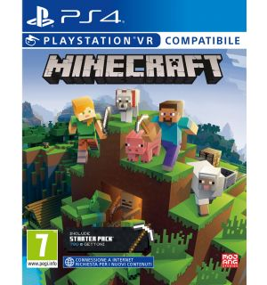 Minecraft (Starter Collection, VR Compatibile)