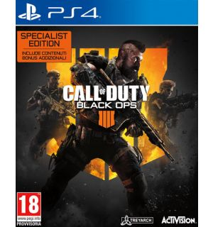 Call Of Duty Black Ops 4 (Specialist Edition)