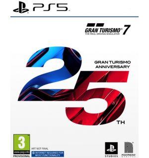 Gran Turismo 7 (25th Anniversary Edition, PS5, Codice di Attivazione PS4)