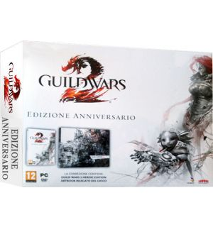 Guild Wars 2 (Heroic Edition + Artbook Bundle)